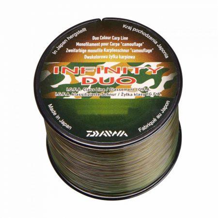Daiwa Infinity Duo Camou Zsinór 1670m 0,27mm