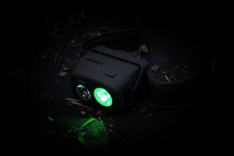 RidgeMonkey VRH300 USB Rechargeable Headtorch Újratölthető Fejlámpa
