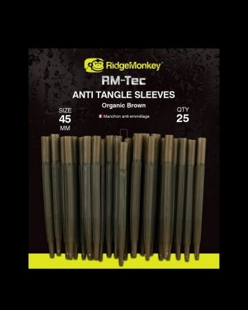 RidgeMonkey RM-Tec Anti Tangle Sleeves