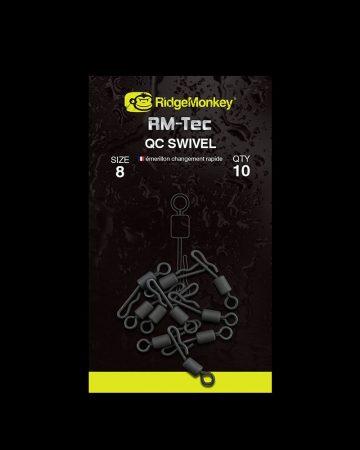 RidgeMonkey RM-Tec Quick Change Swivel