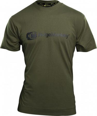 RidgeMonkey APEarel Dropback T-Shirt Póló Green