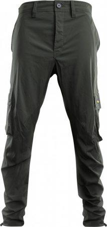RidgeMonkey APEarel Dropback Cargo Pants Green Nadrág