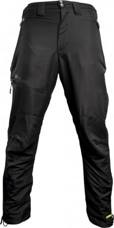 RidgeMinkey APEarel Dropback Heavyweight Black Trousers Nadrág