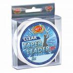 WFT Taper Leader Clear 5×15m Dobóelőke