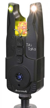 Anaconda Tiki Taka Range Elektromos Kapásjelző Yellow/Sárga