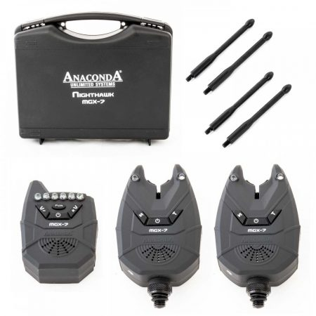 Anaconda Nighthawk MGX-7 2+1 Kapásjelző Szett