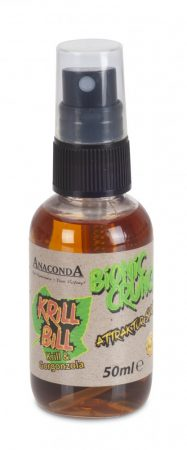 Anaconda Bionic Crunch Attractor Spray Krill Bill 50ml