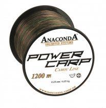 Anaconda Power Carp Camou Line 1200m 0,30mm
