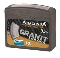 Anaconda Granit Leader Előkezsinór 10m