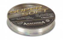 Anaconda Super Soft Fluorocarbon Előkezsinór 50m