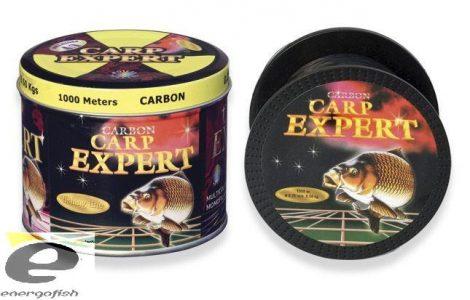 Carp Expert Carbon 1000m, Fémdobozos zsinór 0,40mm