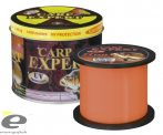 Carp Expert UV Fluo Orange 1000mt, Fémdobozos zsinór 0,30mm