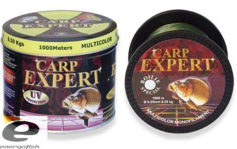 Carp Expert Boile Speciál 1000m, Fémdobozos zsinór 0,40mm