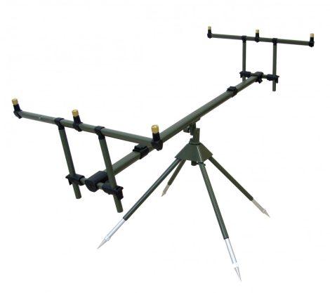 Carp Academy Silencer Rod Pod 4-Lábú