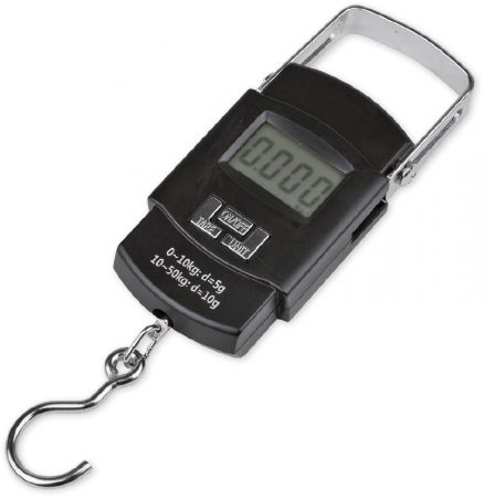 Carp Zoom Practic Scales 50kg Digitális Mérleg