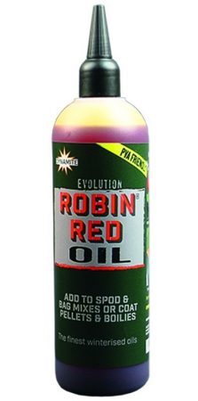 Dynamite Baits Evolution Robin Red Oil 300ml