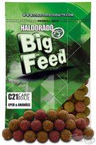 Haldorádó Big Feed - C21 Boilie - Eper & Ananász 800gr