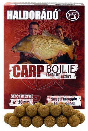 Haldorádó Carp Boilie Long Life 800gr 24 mm - Édes Ananász