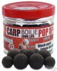 Haldorádó Carp Boilie Long Life Pop Up 16, 20 mm - Fekete Tintahal 40gr