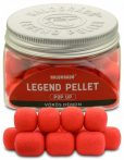 Haldorádó LEGEND PELLET Pop Up 12, 16 mm - Vörös Démon 50gr