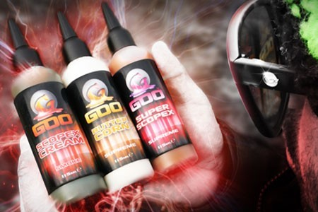 Team Korda Goo Scopex Cream Smoke 115ml