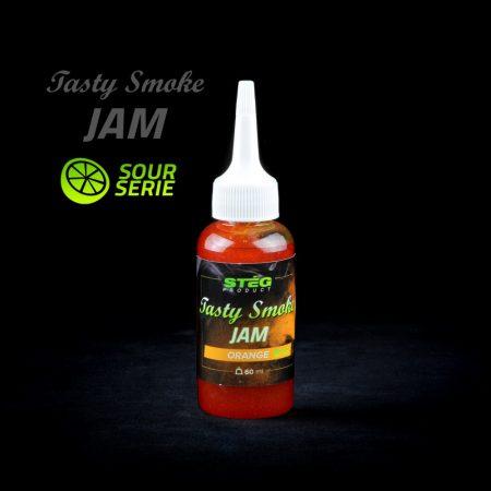 Stég  Product Tasty Smoke Jam Orange 60ml