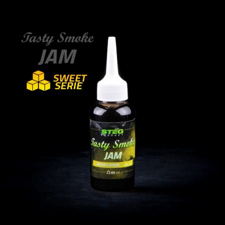 Stég Product Tasty Smoke Jam Marcipan 60ml