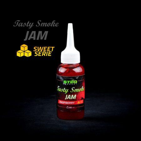 Stég Product Tasty Smoke Jam Raspberry 60ml