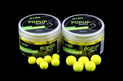 Stég Product Pop Up Boilie SWEET PINEAPPLE 50gr