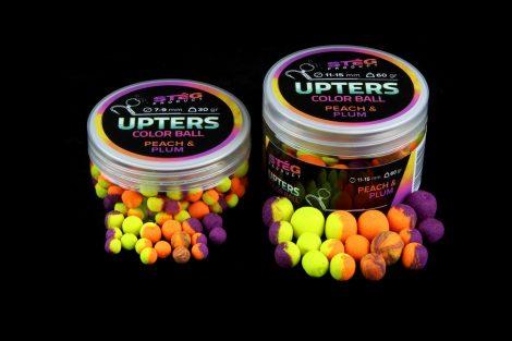 Stég Product Upters Color Ball 11-15mm PEACH & PLUM 60gr