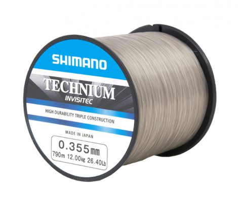 Shimano Technium Invisitec Zsinór 1330m 0,285mm